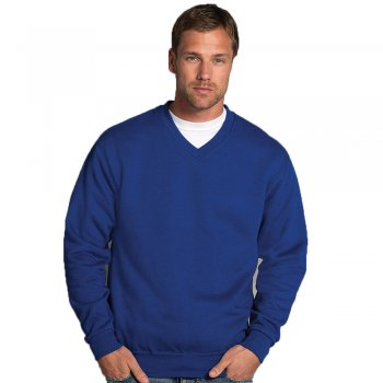 272 V Neck Sweatshirt by Russell