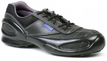 Bat Woman Ladies Safety Trainers