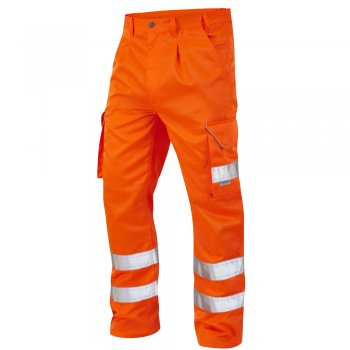 Bideford Rail Combat High Vis Trousers