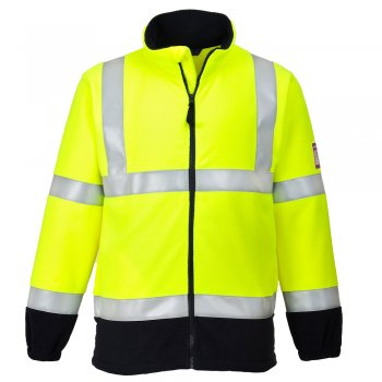 FR31 High Vis Fire Retardant Fleece