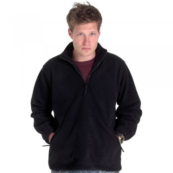 UC602 Zip neck Fleece by Uneek