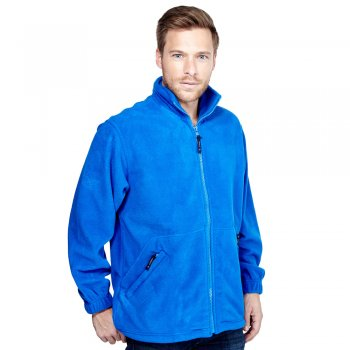 UC604 Classic Full Zip Micro Fleece Jacket
