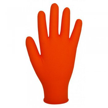 GL200 Heavy Duty Nitrile Disposable Glove