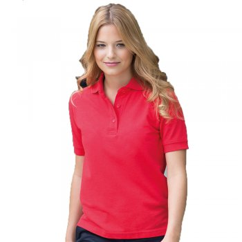 Henbury H401 Ladies Polo