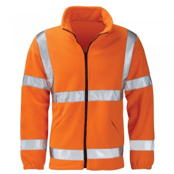 HVFLER Fleece, Rail Spec and High Vis