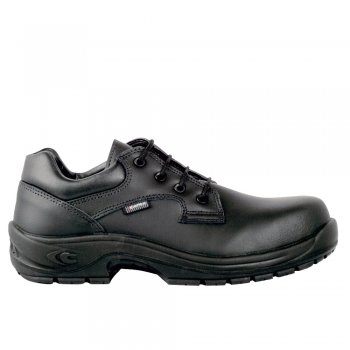 Karolus Safety Shoe, metal free, wide fit