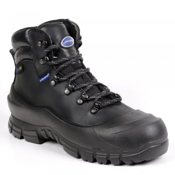Exploration Safety Boots, Lavoro