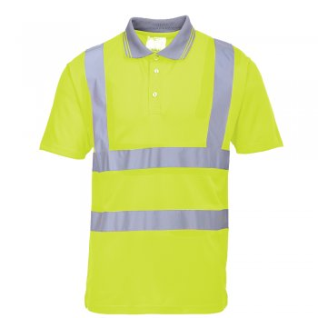 S477 High Vis Polo by Portwest