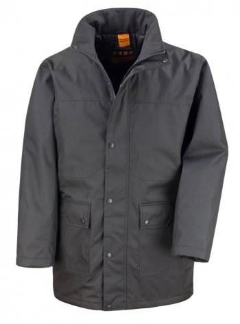 R307 Coat, Managers Platinum by Result