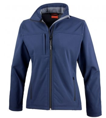 RA121F Ladies Soft Shell Jacket by Result