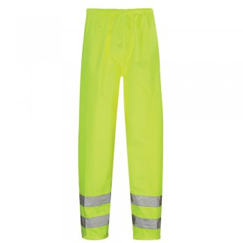 HVT01 Hawk High Vis Overtrousers EN471