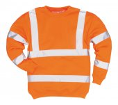 B303 High Viz Rail Sweatshirt