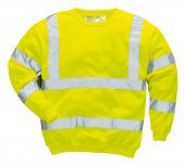B303 High Viz Sweatshirt by Portwest
