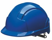 Evolite AJB160 Safety Helmet, Blue