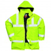 S778 Coat, High Vis, Fire Retardant, Anti Static